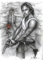 Roland Deschain by Natamur