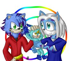 Prize: Like a family by Firen-the-hedgehog