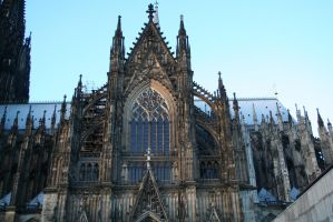 view to cologne dome 6 by ingeline-art