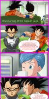 DBZ FUNNYVERSE: Dont Mess with a Drunken Goku by SSJGOKU10