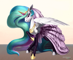 Tia by OneOfYouAre