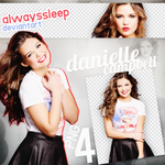 Danielle Campbell PNG Pack by alwayssleep