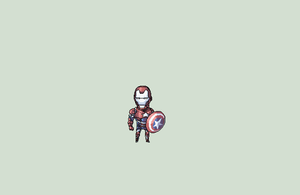 Iron Patriot by ShwigityShwonShwei