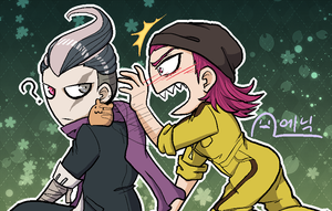Souda and Danaka by AnicMJ