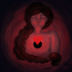First vertion of Heart p2: Jeyden by frenciDA