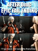 DmC Devil May Cry ending is so lame!! EPIC FAIL!!! by RAVE-OH-LUTION