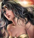 Wonder Woman by meganparkes