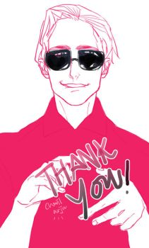 THANK YOU by Ar-Ju