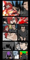 warning spoiler mass effect 3 james and shepard by rotten-jelly-babie