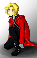 Ed Elric by Stickdog