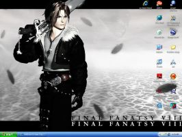 squall wallpaper by lordofflowers