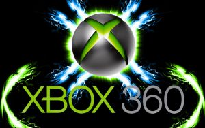 Xbox 360 Wallpaper by Zero1122