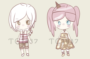 Cutie Adopts 8-9 Auction {CLOSED} by TeaCrazy1837