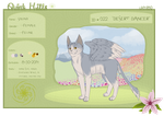 PawketVillage - Quiet Hills Ranch - #22 Sphinx by kh180