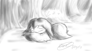 Bedtime Lia by Twisted4000