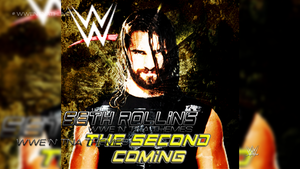 WWE Seth Rollins Custom Cover by thewrestlingthemeshd