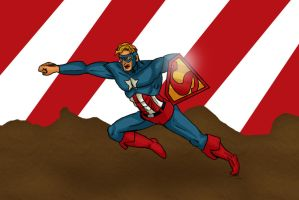 Super Soldier by Cubed1