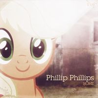 Phillip Phillips - Home (Applejack) by AdrianImpalaMata