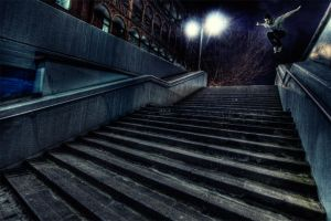 Parkour HDR Test by claudiuvoicu