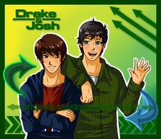 Drake and Josh by BreakingSasuke
