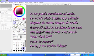 problema con paint tool sai parte 2 by shicaphinbella12