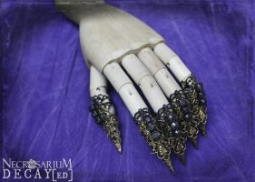 Decayed Claws by Necrosarium