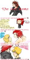 The Axel meme :D by Sardiini