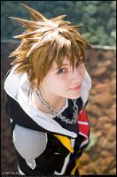 KH II - Sora Default Cosplay - by Yamane