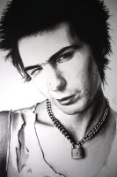Sid Vicious by PassionDraw