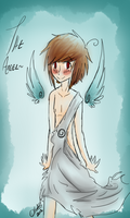 C.B.D -The Angel- by Pocketwatch-Prince