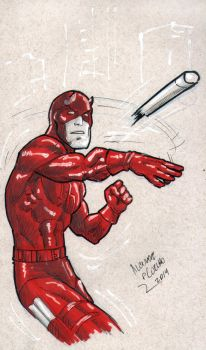Daredevil by LexSeifer