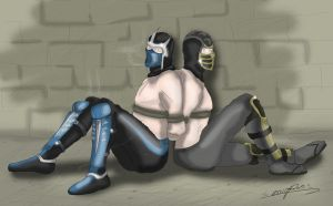 subzero und scorpion by setepen