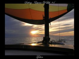 Sailing - Essence Of Life 4 by Tjeiken