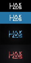 HAK and HAS Logo by Czarny-Design