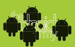 Android Army by oalouba