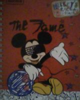 Mickey Mouse The Fame by kingdededefan