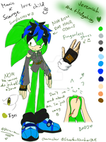 .:Ref:. Jeremiah the Hedgehog by SilverfanNumberONE
