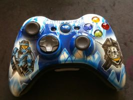 antifreeze Halo controller finished by chrisfurguson