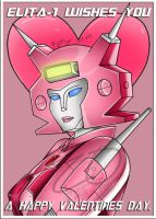 Happy Valentines Day from Elita-1 by Lady-ElitaOne