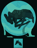 Embryonic Creature - Deer point auction Closed by cherubimCatastrophy