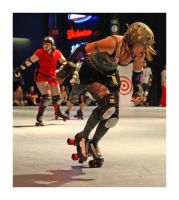 houston roller derby 154 by JamesDManley