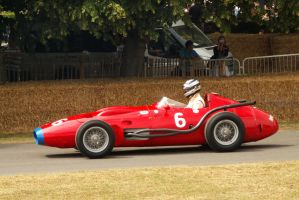 Goodwood 2010: Maserati 250F by randomlurker