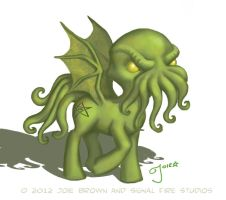 Ponythulu by JoieArt