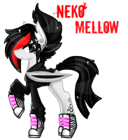 -OLD- Neko Mellow Ponie! by NekoMellow