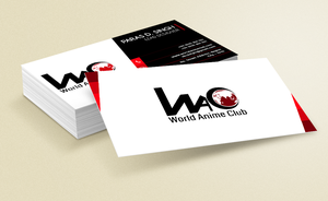 Business Card for WAC Officials by ParasDPain