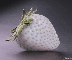 snow strawberry by Damian6347177