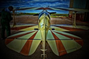 Pitts Special HDR by keithajb