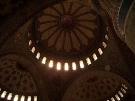 Blue Mosque 3 by zuzzaaa