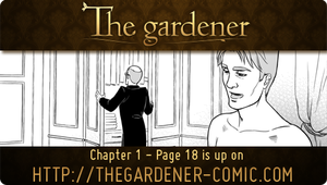 The gardener - CH01P18 by Marc-G