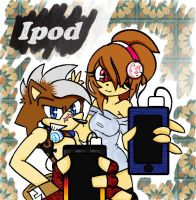 Ipod by SkullCandyBon